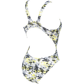 arena Camouflage Tech Back Swimsuit Women colourful